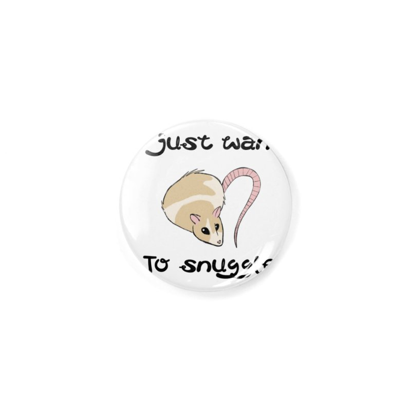 I just want to snuggle (light colors) Accessories Button by Augie's Attic