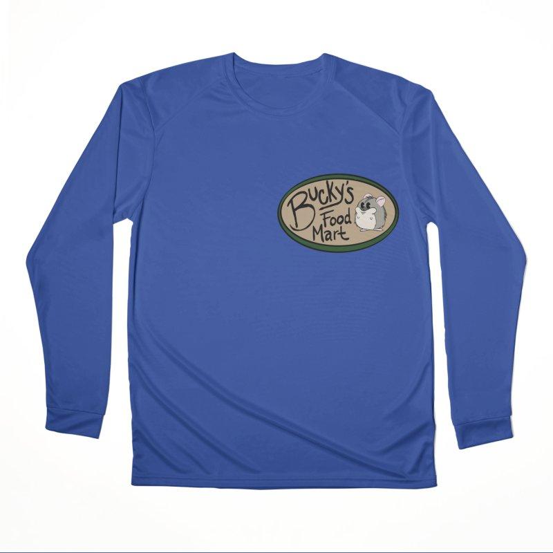 Bucky's Employee shirt Men's Performance Longsleeve T-Shirt by Augie's Attic