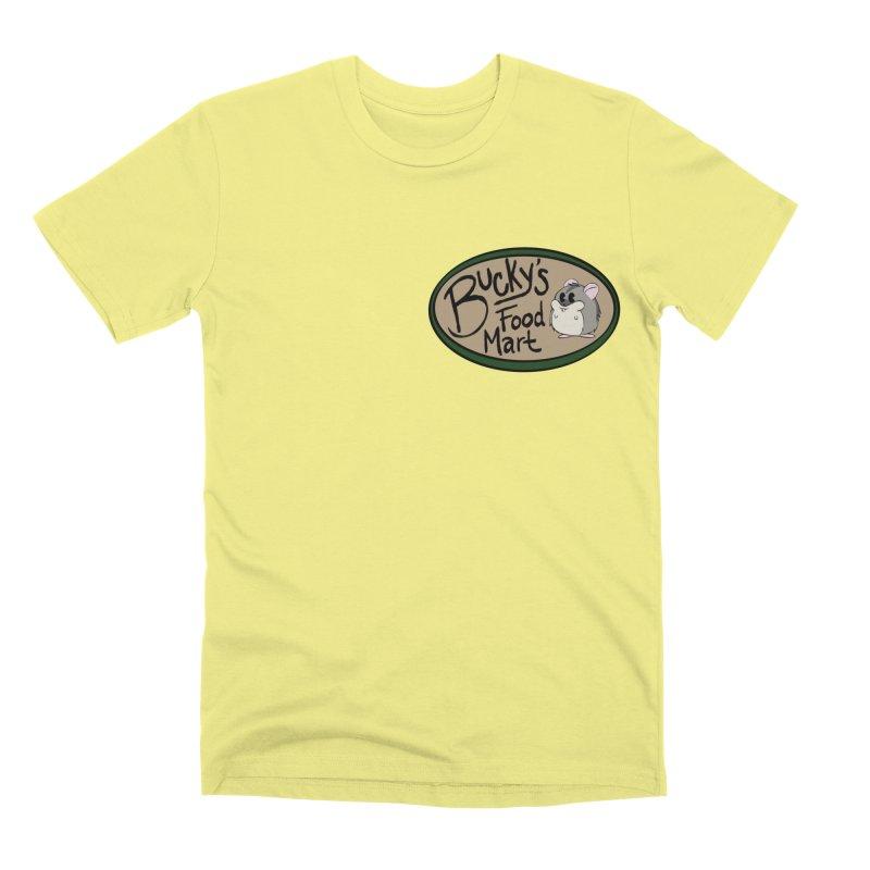 Bucky's Employee shirt Men's Premium T-Shirt by Augie's Attic