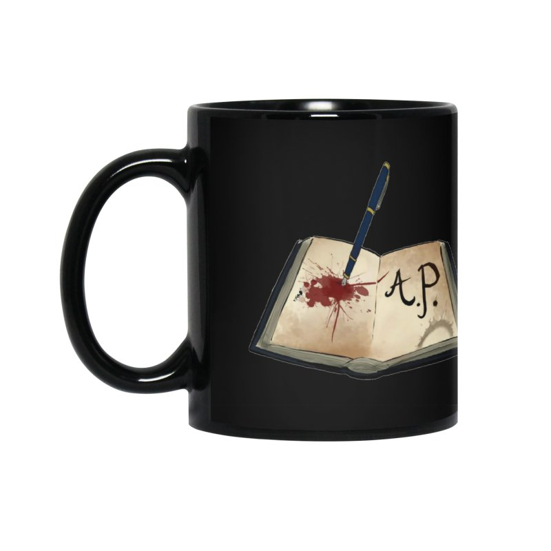 AP Logo Accessories Mug by Augie's Attic