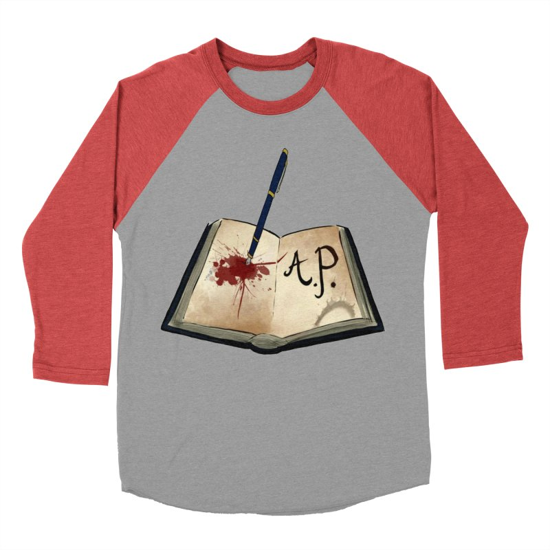 AP Logo ( Designed by Unapologetic Artist) Men's Longsleeve T-Shirt by Augie's Attic