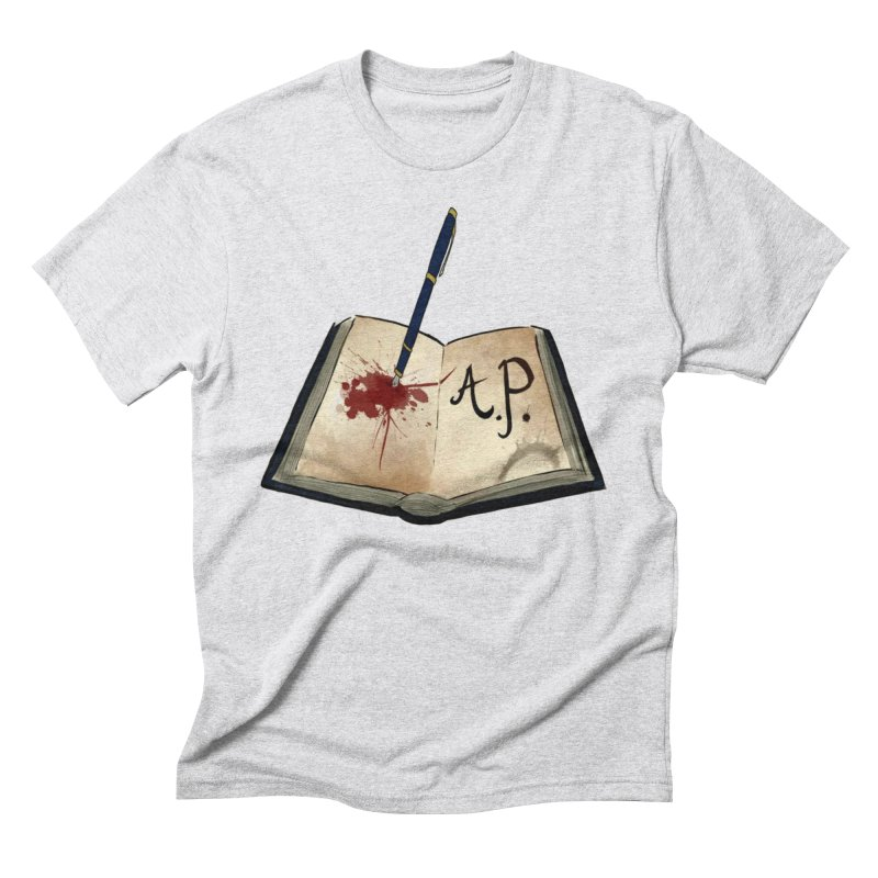 AP Logo ( Designed by Unapologetic Artist) Men's Triblend T-Shirt by Augie's Attic