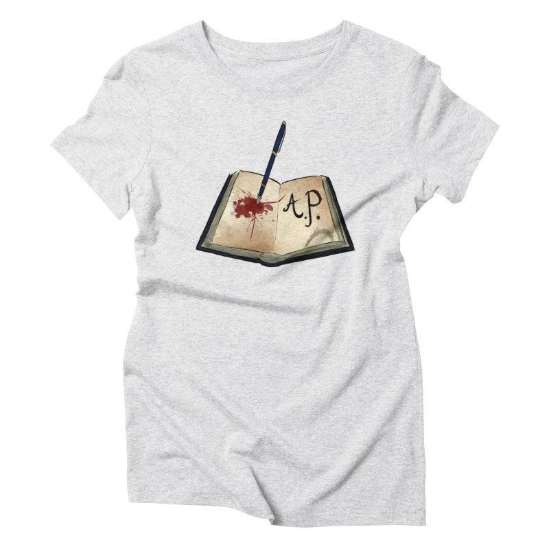 AP Logo ( Designed by Unapologetic Artist) Women's T-Shirt by Augie's Attic