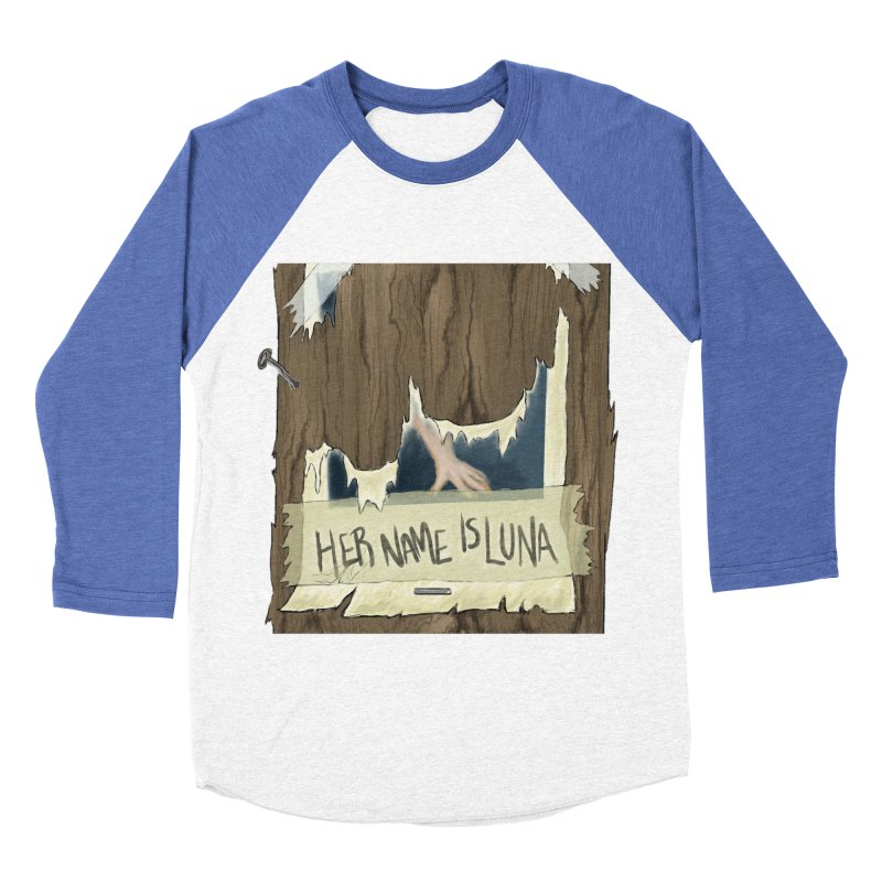 Her Name is Luna (Designed by Unapologetic Artist) Women's Baseball Triblend Longsleeve T-Shirt by Augie's Attic