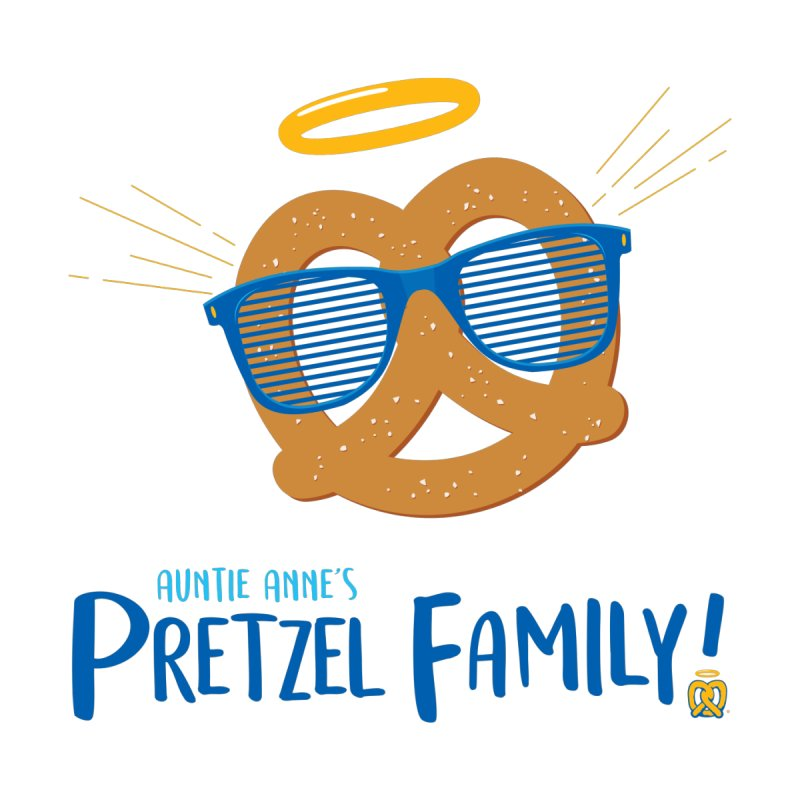Pretzel Family by AuntieAnne's Artist Shop