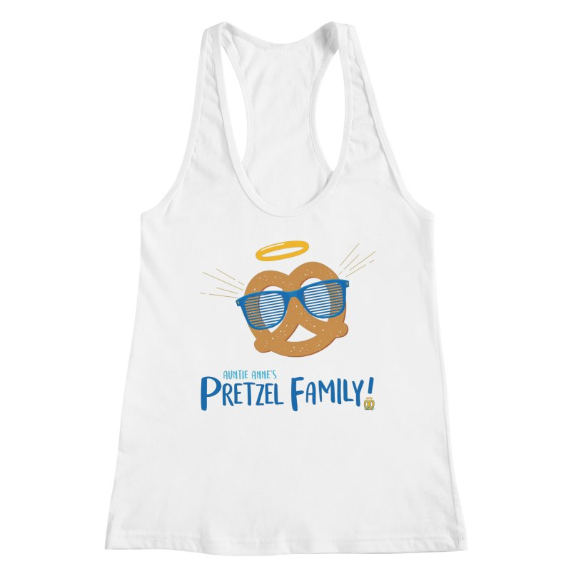 Pretzel Family Women's Tank by AuntieAnne's Artist Shop