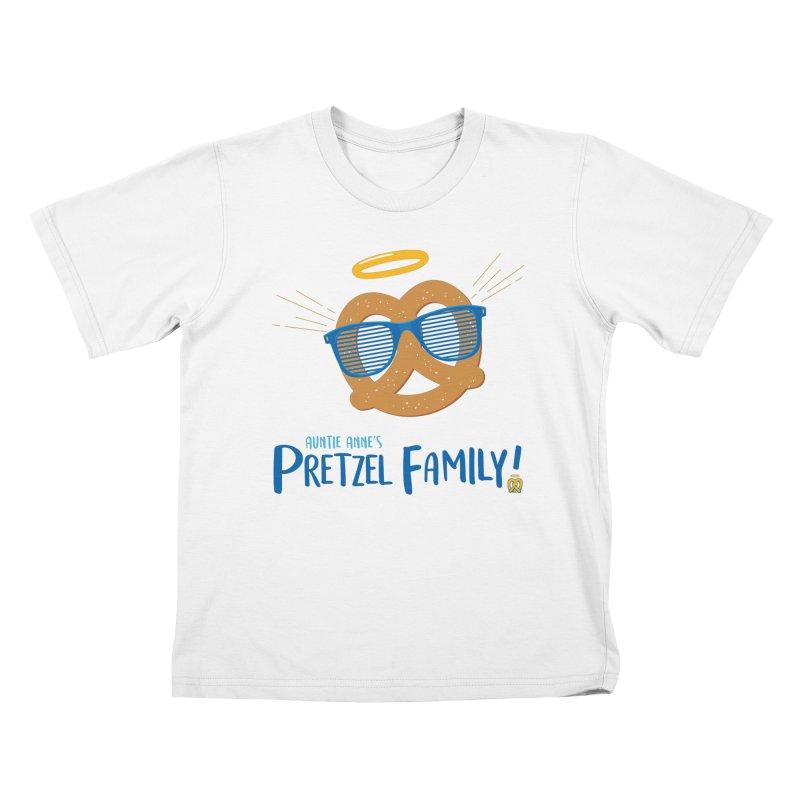 Pretzel Family Kids T-Shirt by AuntieAnne's Artist Shop