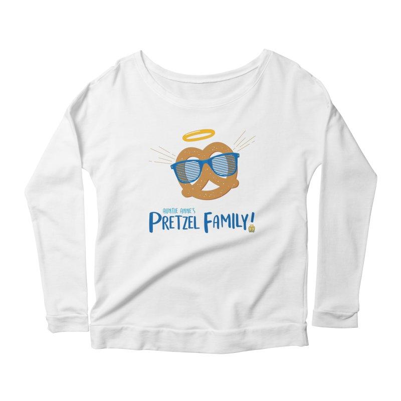 Pretzel Family Women's Longsleeve T-Shirt by AuntieAnne's Artist Shop