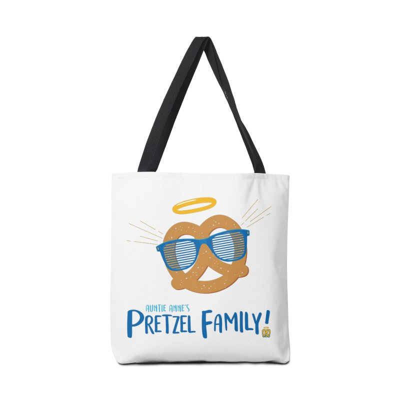 Pretzel Family Accessories Tote Bag Bag by AuntieAnne's Artist Shop