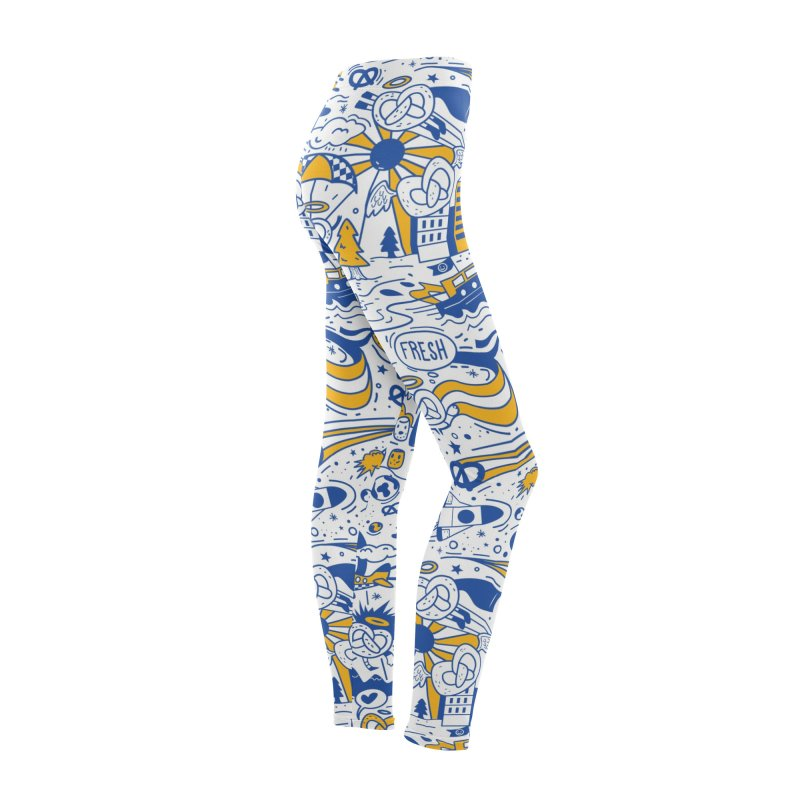 A Twisted Day Women's Bottoms by AuntieAnne's Artist Shop