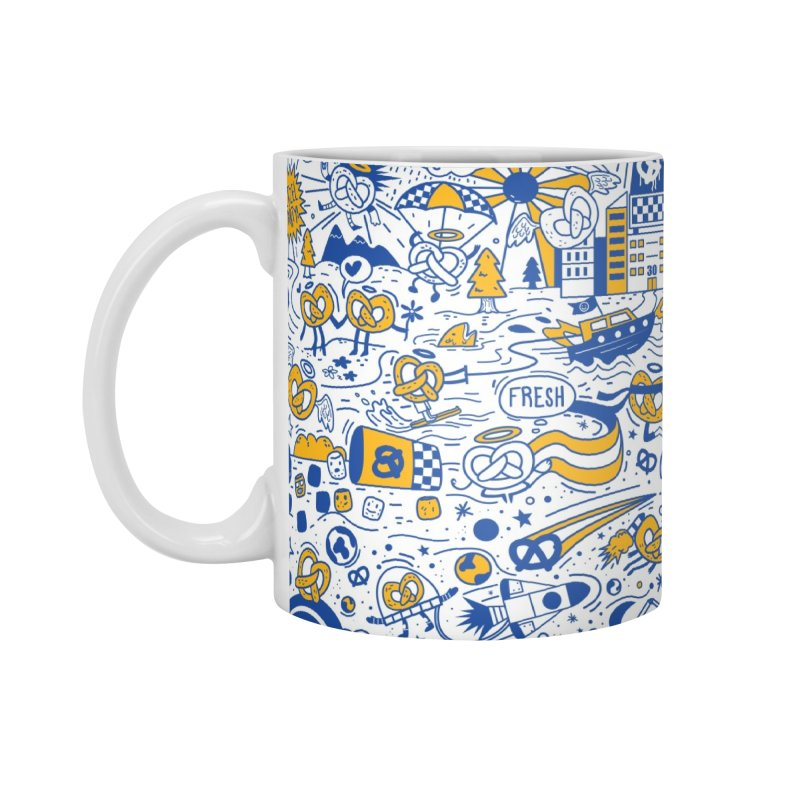 A Twisted Day Accessories Mug by AuntieAnnes's Artist Shop
