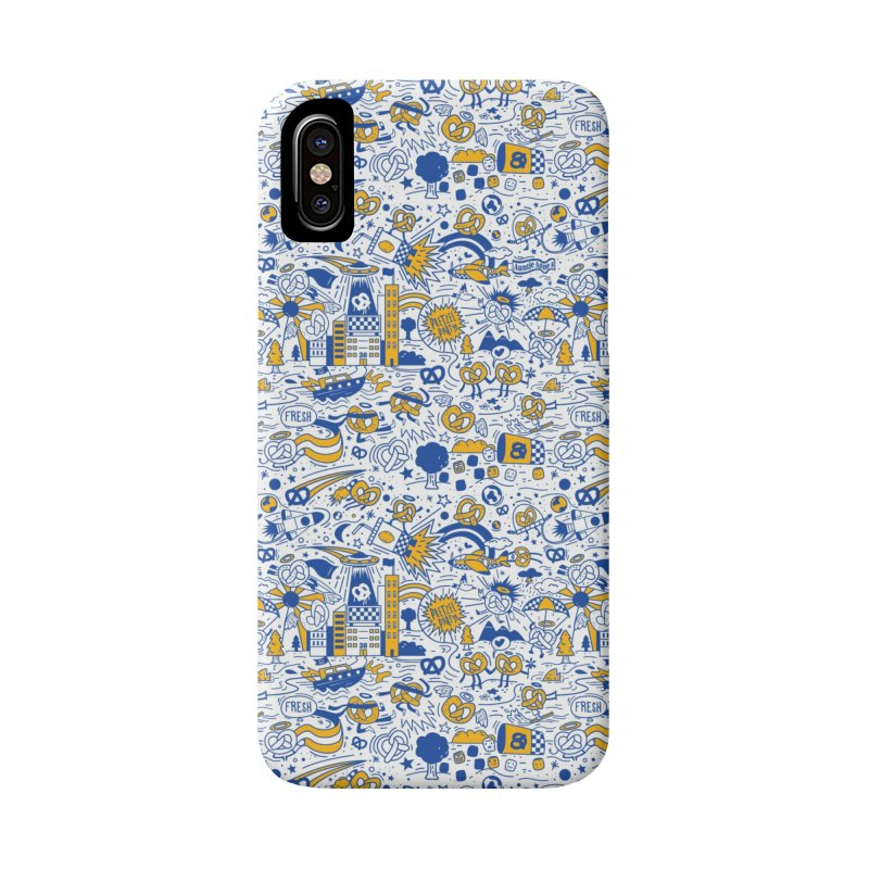 A Twisted Day Accessories Phone Case by AuntieAnnes's Artist Shop