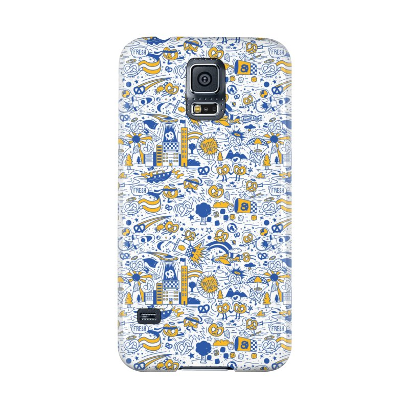 A Twisted Day Accessories Phone Case by AuntieAnne's Artist Shop