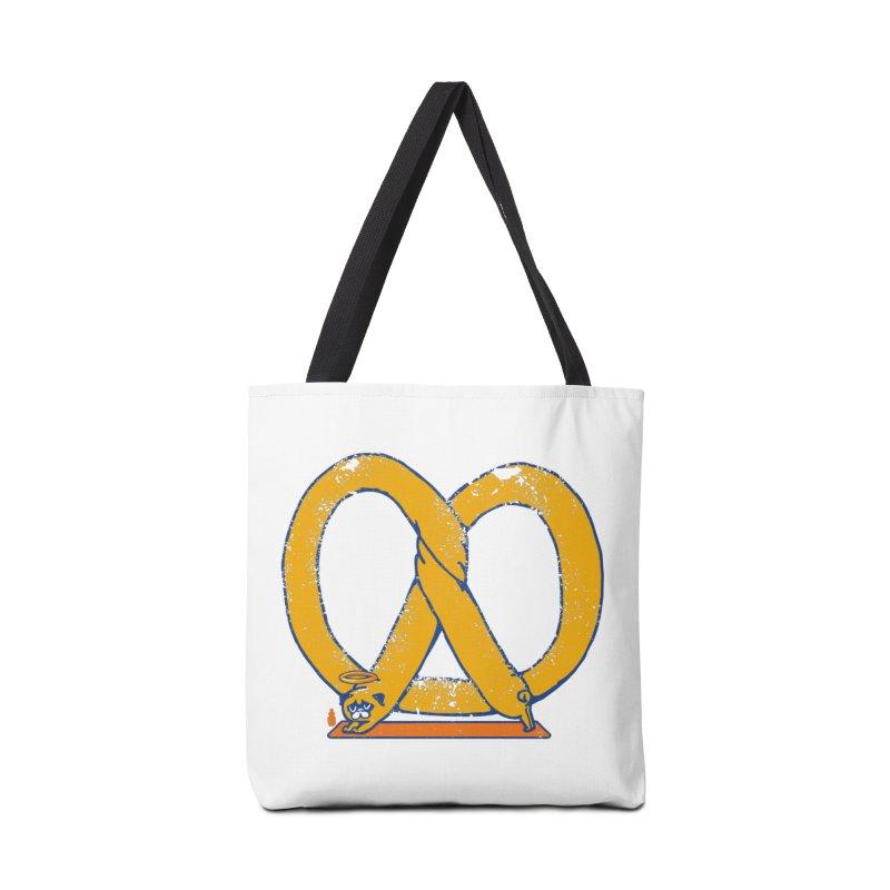 Pretzel Pug Yoga Accessories Bag by AuntieAnne s Artist Shop ca783b9309