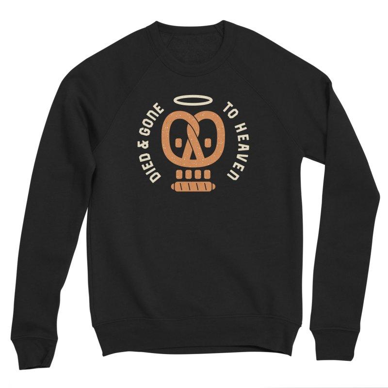Pretzel Heaven Women's Sweatshirt by AuntieAnne's Artist Shop