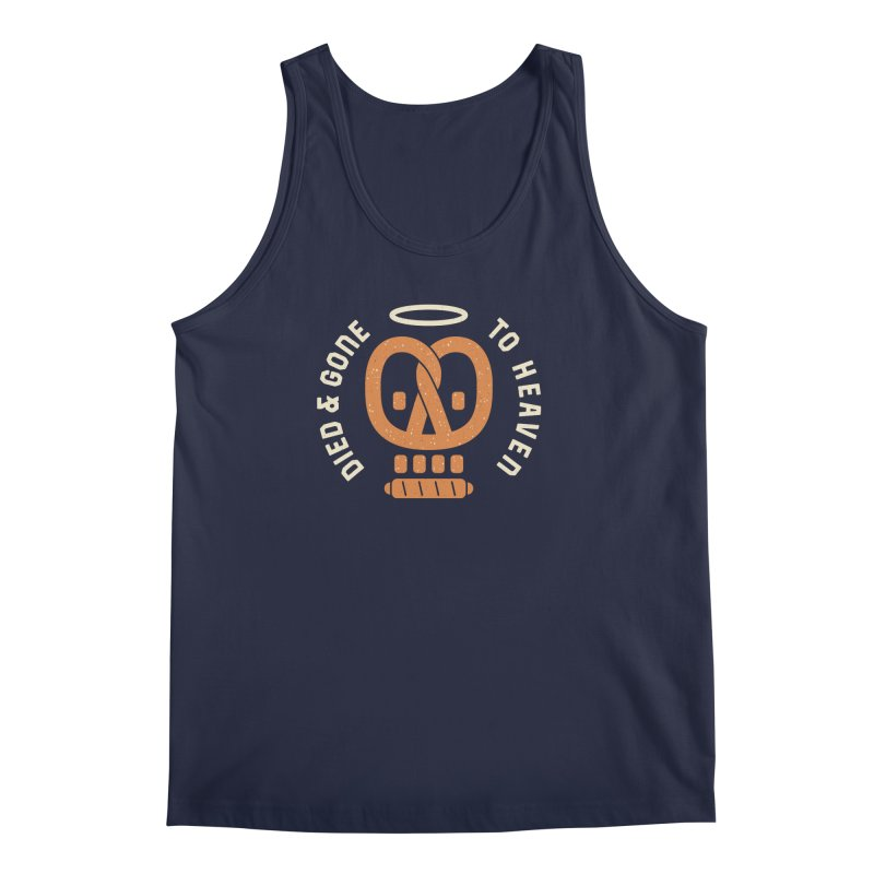 Pretzel Heaven Men's Tank by AuntieAnne's Artist Shop