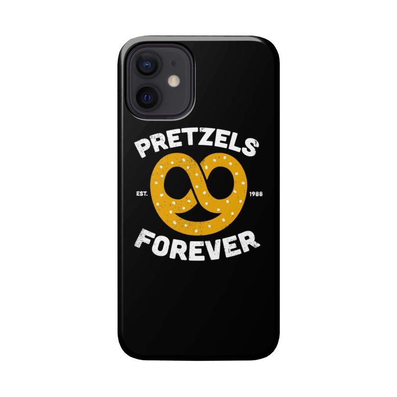Pretzels Forever Accessories Phone Case by AuntieAnne's Artist Shop