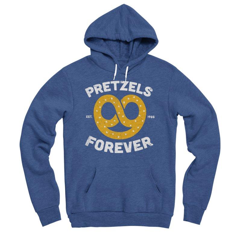 Pretzels Forever Women's Sponge Fleece Pullover Hoody by AuntieAnne's Artist Shop