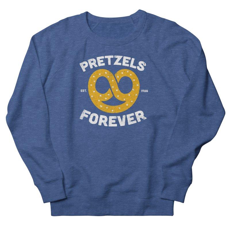 Pretzels Forever Women's Sweatshirt by AuntieAnne's Artist Shop