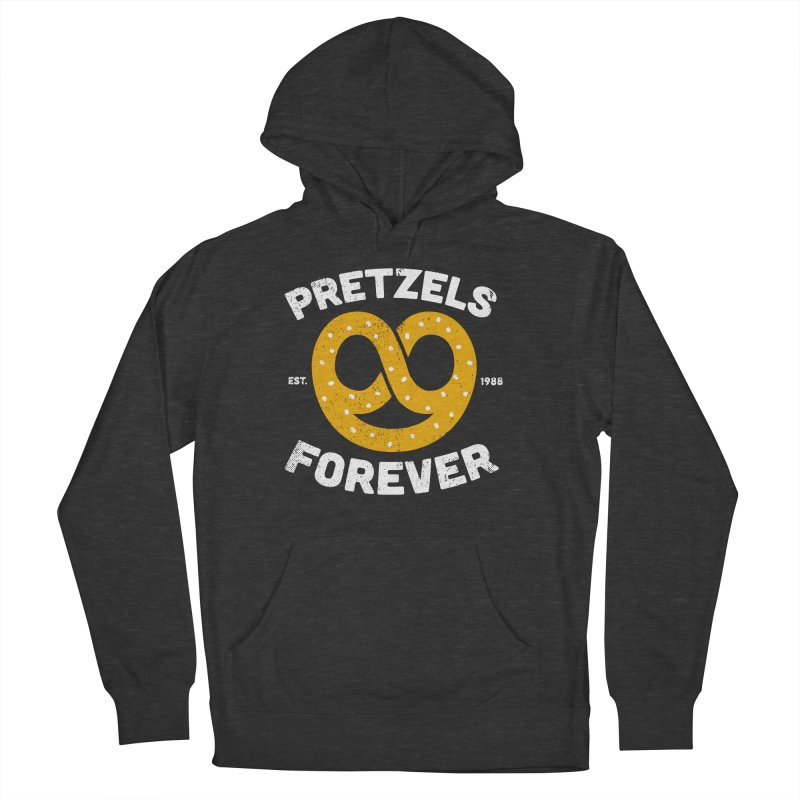 Pretzels Forever Women's Pullover Hoody by AuntieAnne's Artist Shop