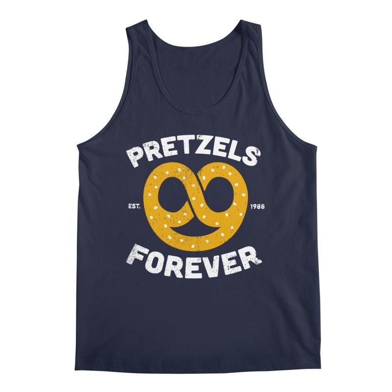Pretzels Forever Men's Regular Tank by AuntieAnne's Artist Shop
