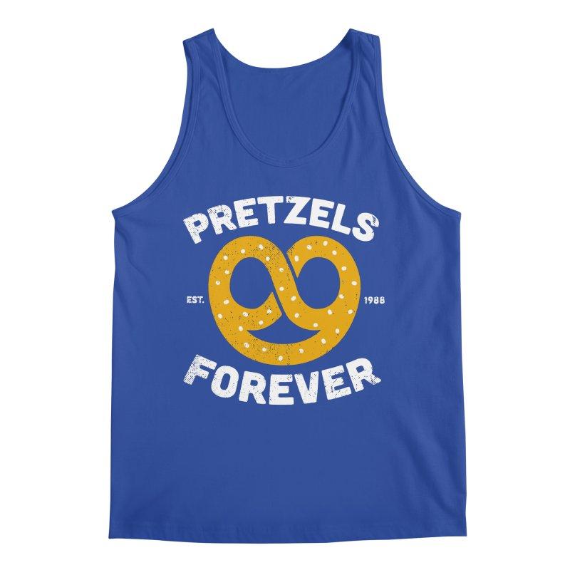 Pretzels Forever Men's Tank by AuntieAnne's Artist Shop