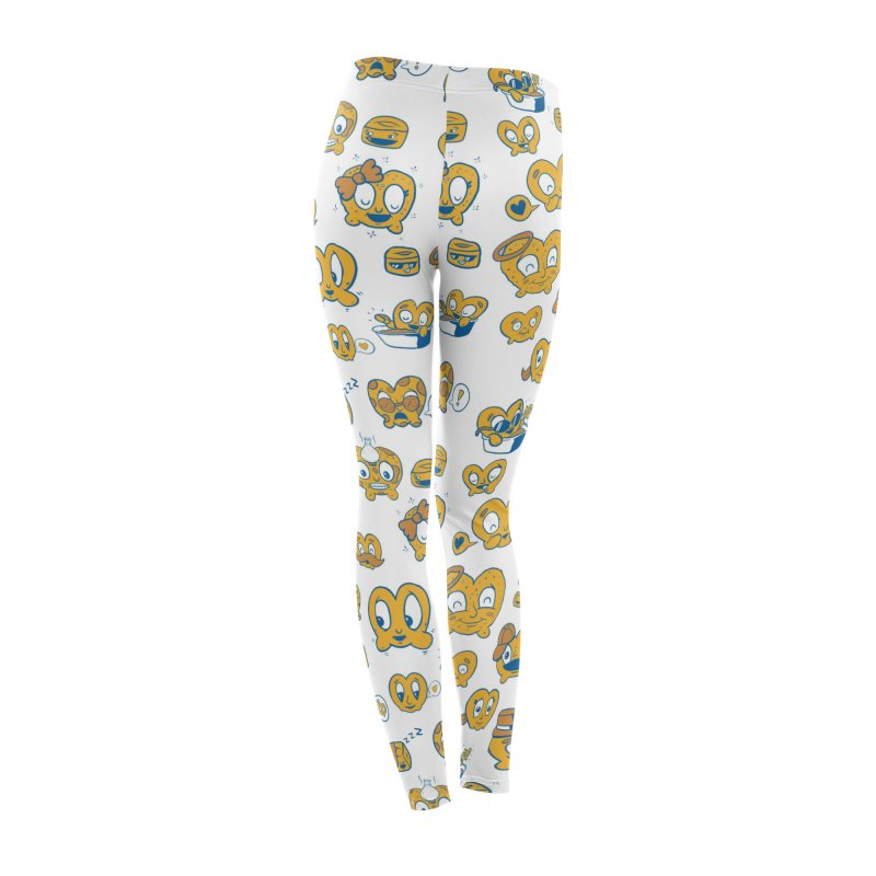 A Pretzel For Everyone! Women's Bottoms by AuntieAnne's Artist Shop