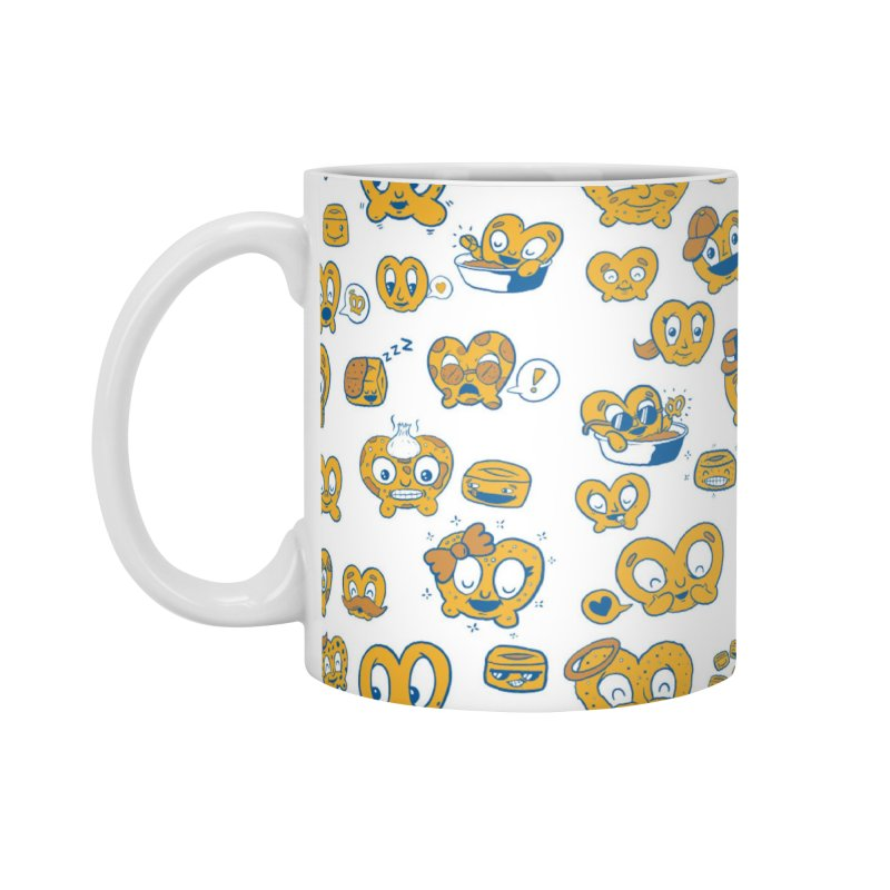 A Pretzel For Everyone! Accessories Mug by AuntieAnnes's Artist Shop