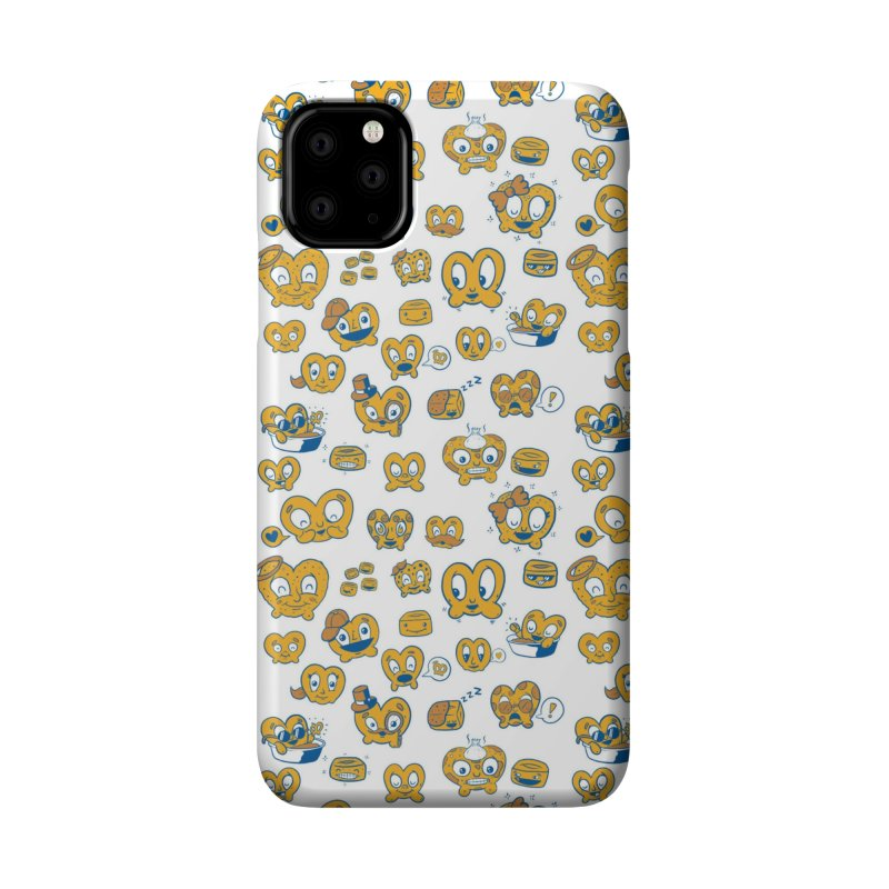 A Pretzel For Everyone! Accessories Phone Case by AuntieAnne's Artist Shop