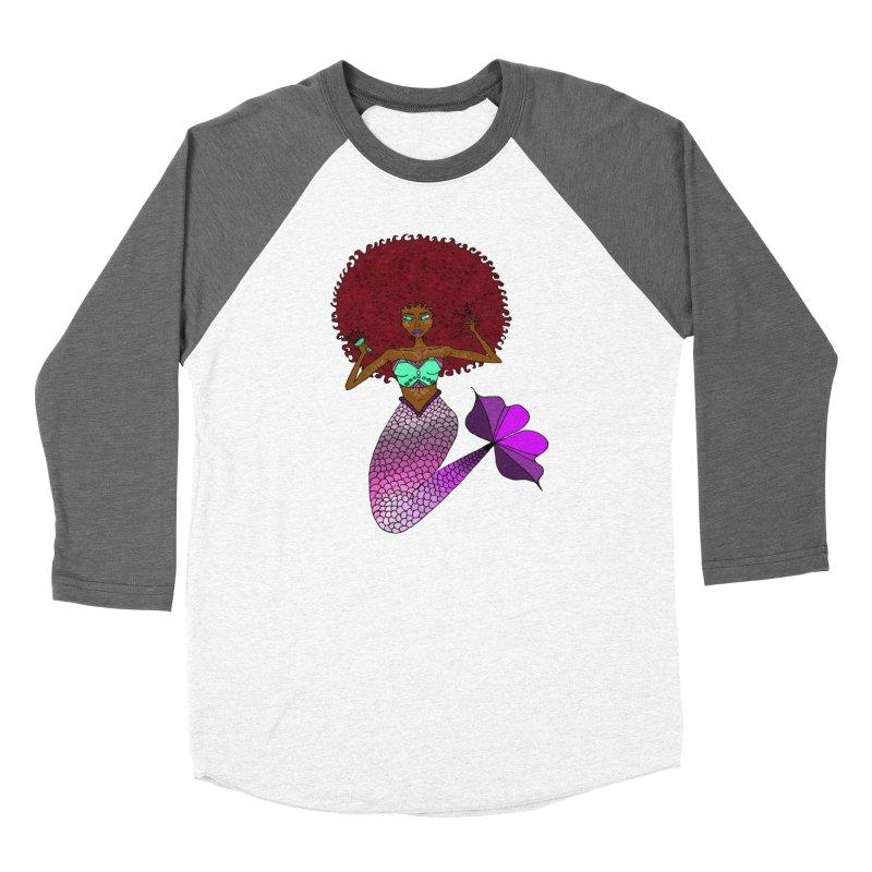 Kelle Women's Longsleeve T-Shirt by Melanin Auntie