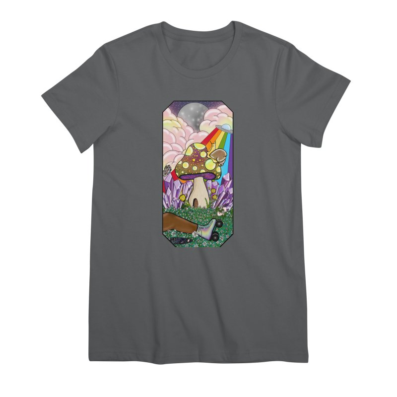Skate Dream Women's T-Shirt by Melanin Auntie