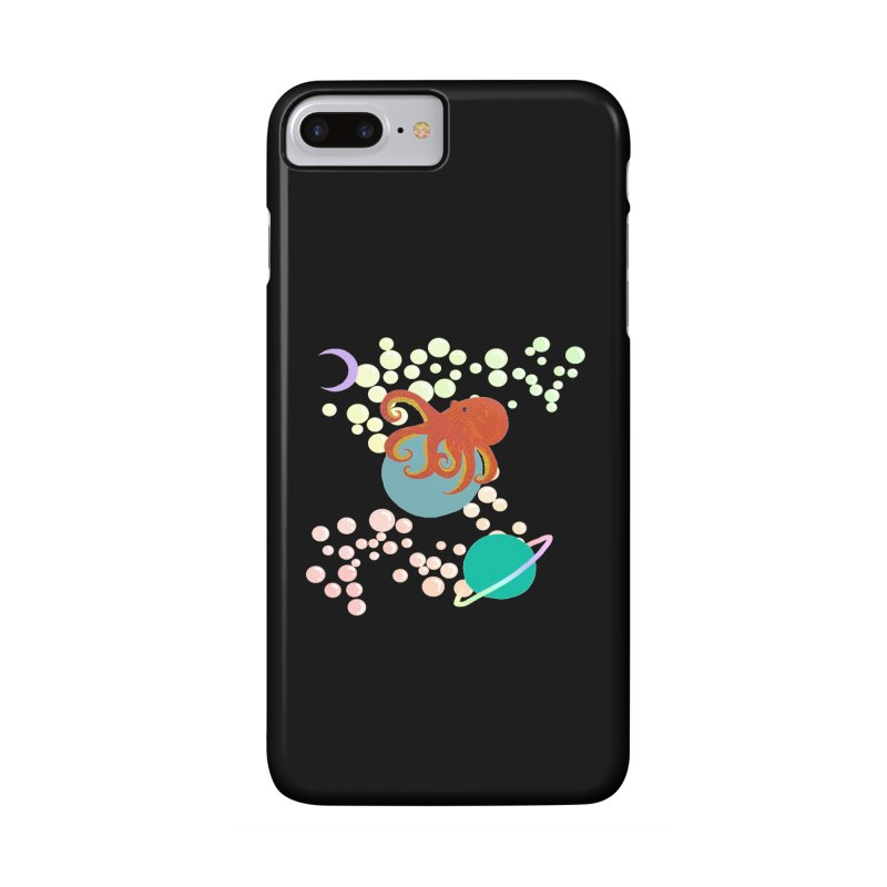 Kenticle the Octopus! Accessories Phone Case by Melanin Auntie