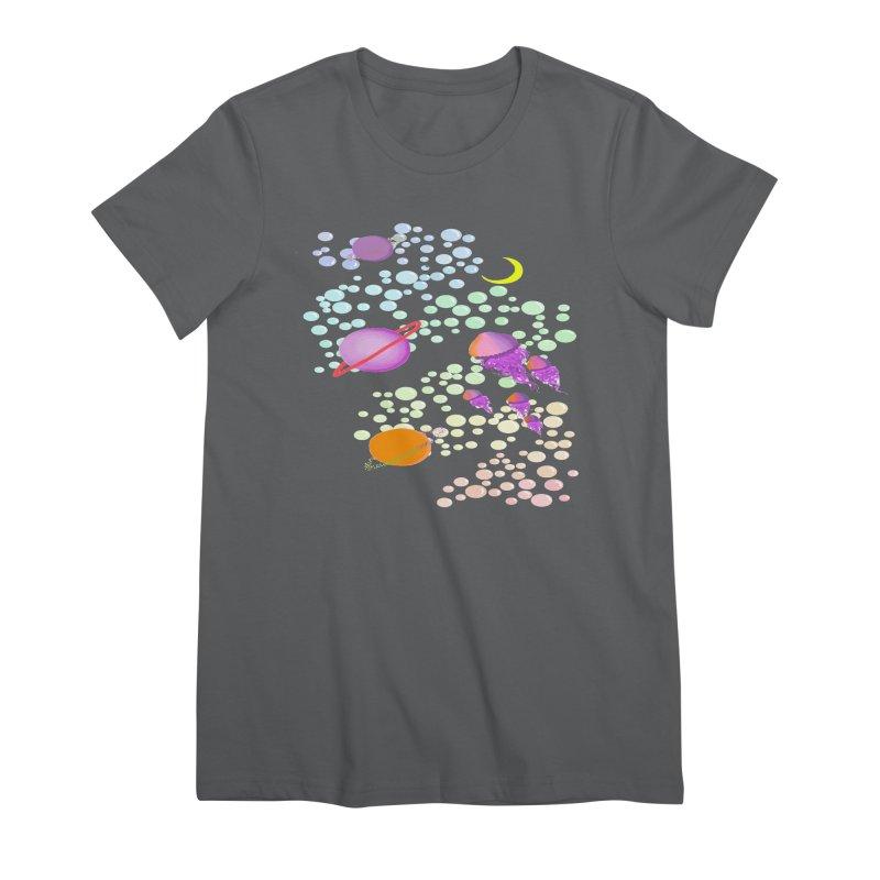 JELLY! Women's T-Shirt by Melanin Auntie