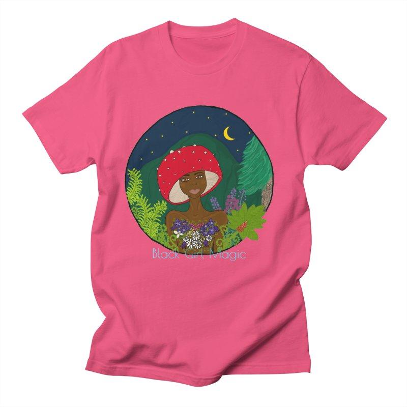 Alannah Women's T-Shirt by Melanin Auntie