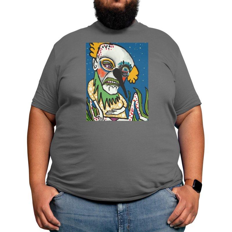 Clown Tears Men's T-Shirt by Auntyskelator's Artist Shop
