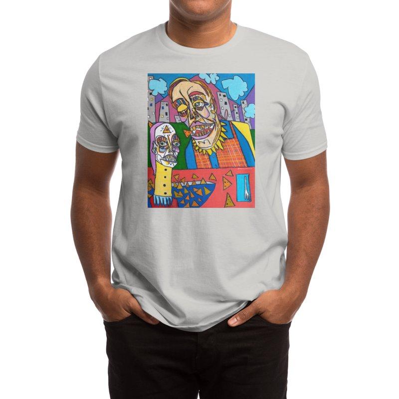 These Chips Don't Lie Men's T-Shirt by Auntyskelator's Artist Shop