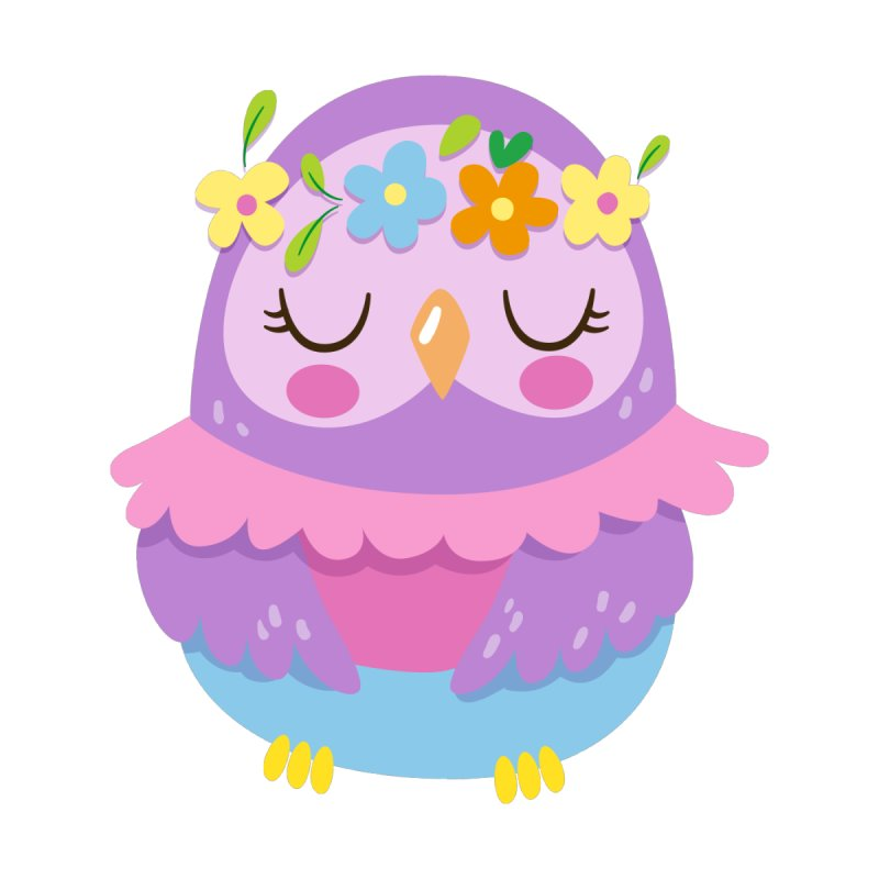 Hawaii Owl Home Rug by Aura Designs | Funny T shirt, Sweatshirt, Phone ca