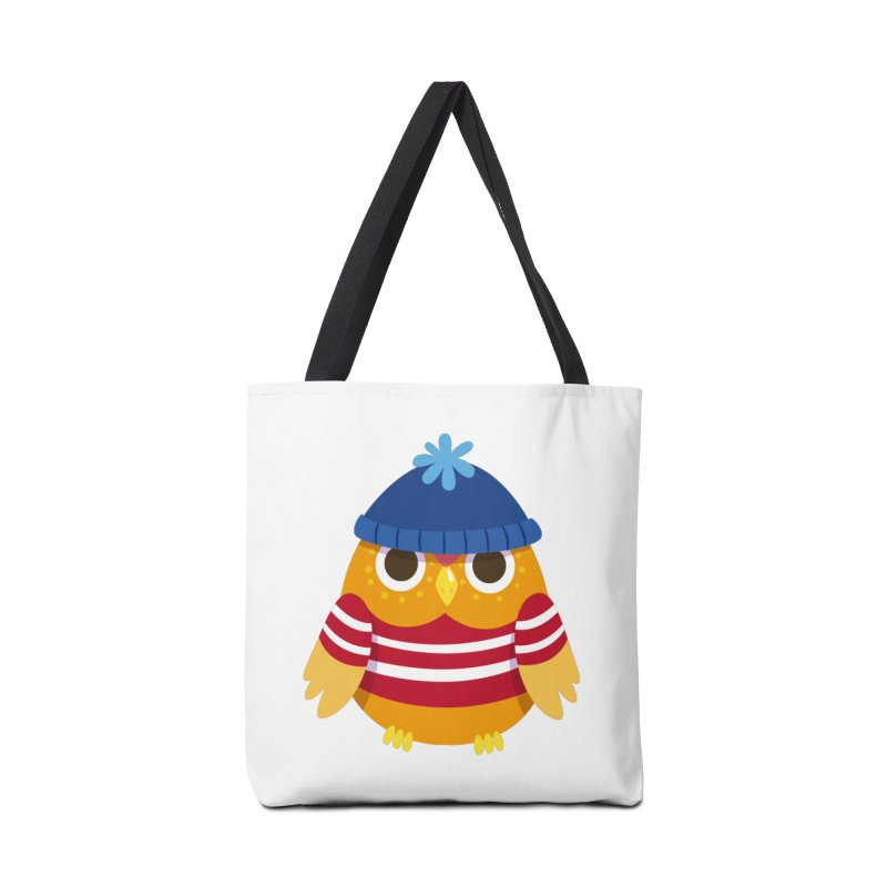 Owl Accessories Bag by Aura Designs | Funny T shirt, Sweatshirt, Phone ca