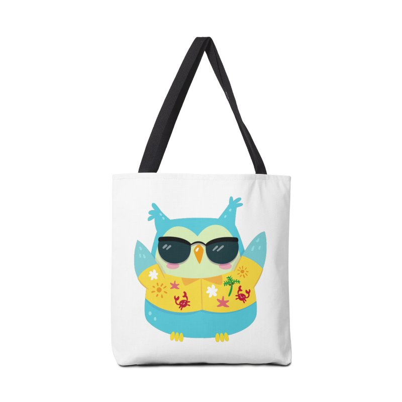 Owl Accessories Bag by Aura Designs | Funny T shirt, Sweatshirt, Phone ca