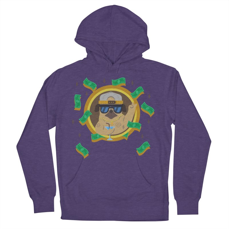 Pug Life Men's Pullover Hoody by Aura Designs | Funny T shirt, Sweatshirt, Phone ca