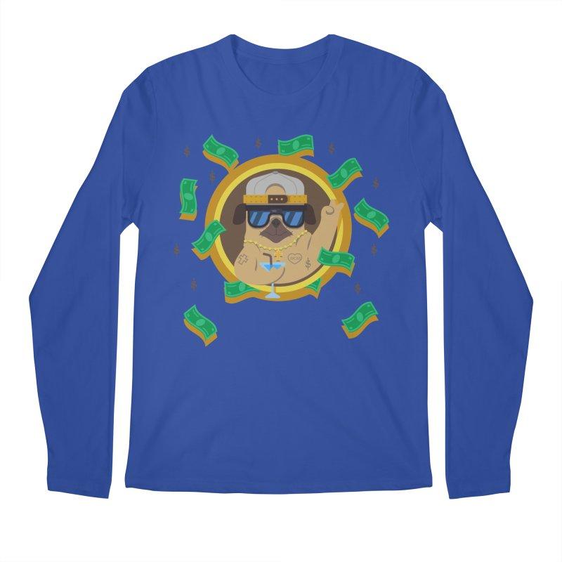 Pug Life Men's Longsleeve T-Shirt by Aura Designs   Funny T shirt, Sweatshirt, Phone ca
