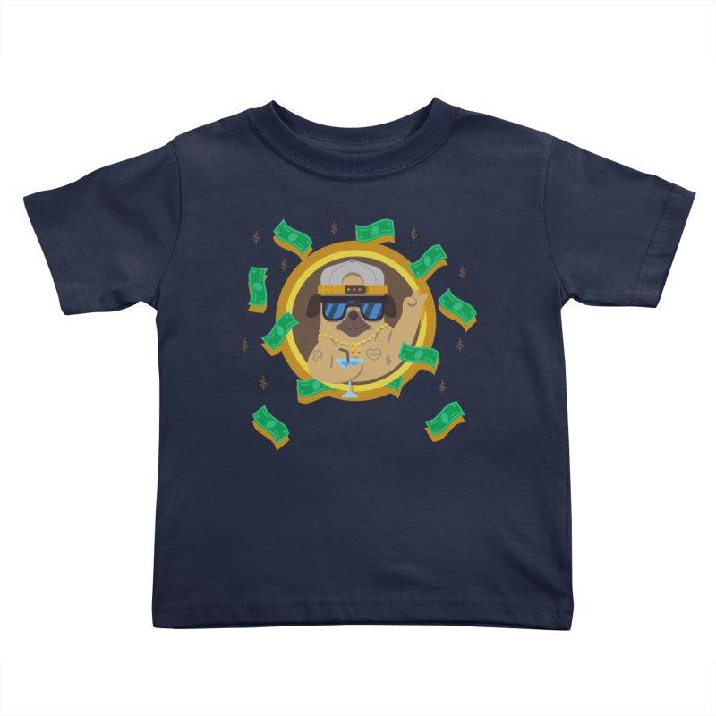 Pug Life Kids Toddler T-Shirt by Aura Designs | Funny T shirt, Sweatshirt, Phone ca