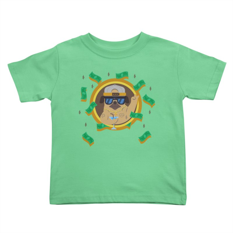 Pug Life Kids Toddler T-Shirt by Aura Designs   Funny T shirt, Sweatshirt, Phone ca