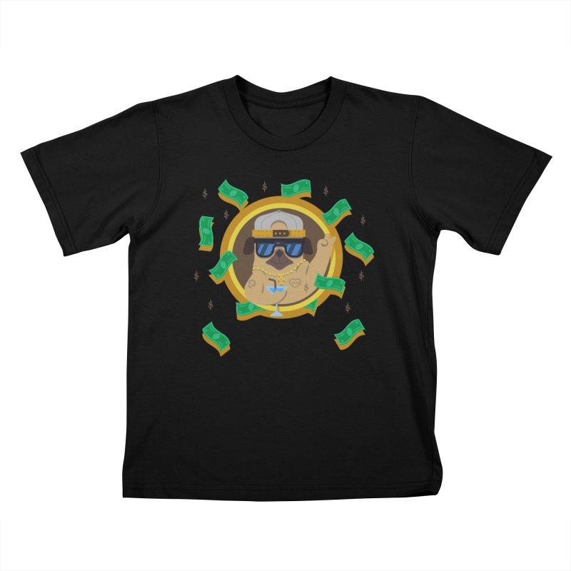 Pug Life Kids T-Shirt by Aura Designs   Funny T shirt, Sweatshirt, Phone ca