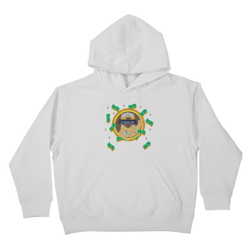 Pug Life Kids Pullover Hoody by Aura Designs | Funny T shirt, Sweatshirt, Phone ca