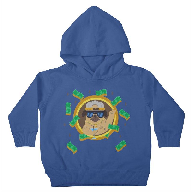 Pug Life Kids Toddler Pullover Hoody by Aura Designs   Funny T shirt, Sweatshirt, Phone ca