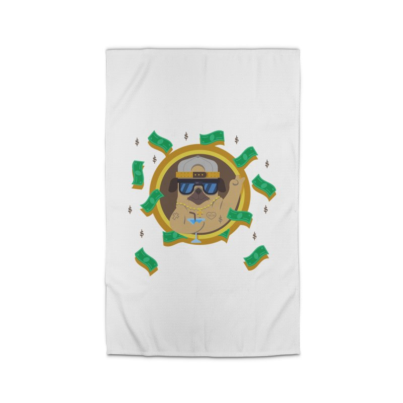 Pug Life Home Rug by Aura Designs | Funny T shirt, Sweatshirt, Phone ca