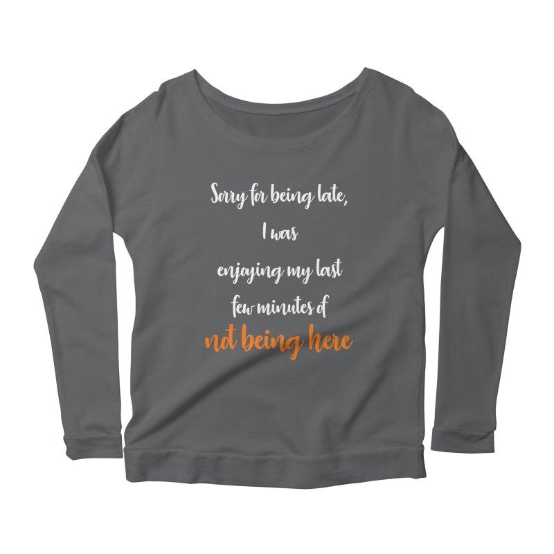 Funny T shirt Women's Longsleeve Scoopneck  by Aura Designs | Funny T shirt, Sweatshirt, Phone ca