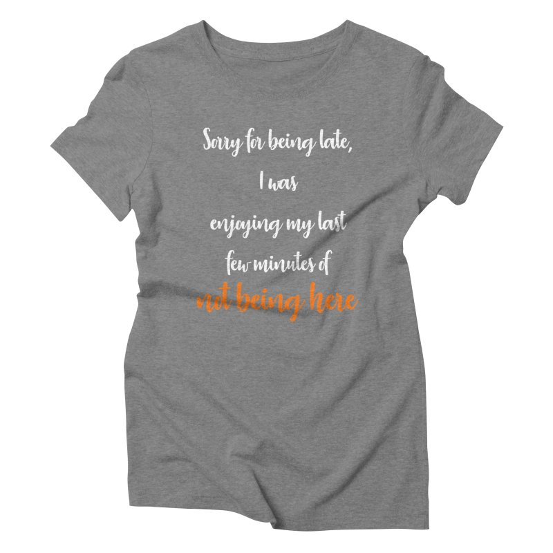 Funny T shirt Women's Triblend T-Shirt by Aura Designs | Funny T shirt, Sweatshirt, Phone ca