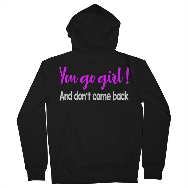 Sarcastic Girlfriend Men's Zip-Up Hoody by Aura Designs | Funny T shirt, Sweatshirt, Phone ca